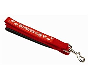 Liverpool Dog Lead 2.5cm x 120cm from Home Win Ltd.