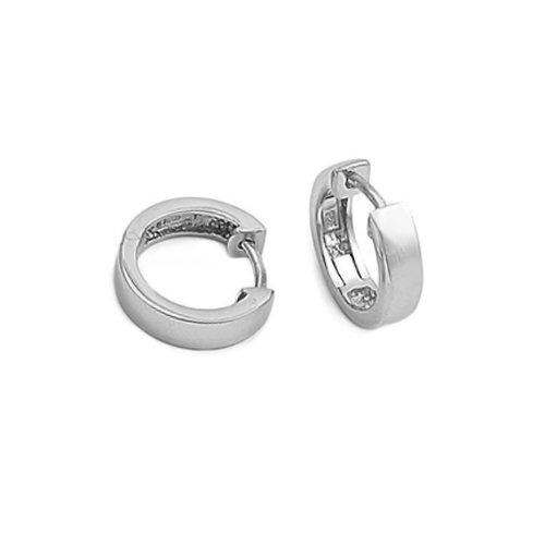Bling Jewelry Sterling Silver Huggie Mini Hoop Earrings [Jewelry]