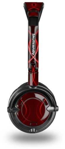 Skullcandy Lowrider Headphone Skin - Abstract 01 Red - (Headphones Not Included)