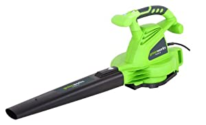 Greenworks Tools 2800W Souffleur aspiro-broyeur