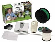 Deluxe Ultra Comfort Contact Pet Fencing System PTPCC-200D 18 Gauge Wire by Perimeter Technologies