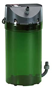 EHEIM Classic 2215371 External Canister Filter with Media for up to 92 US Gallons