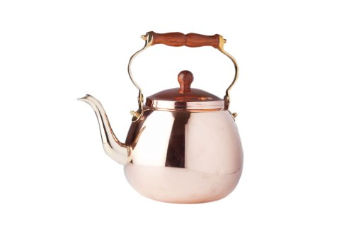 Glass Electric Tea Kettle front-12587