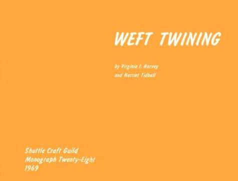 Weft Twining