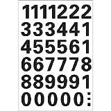 ヘルマラベル #4164(防水シール)【数字】 304164
