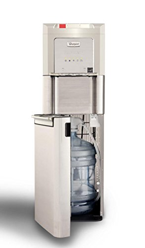 Whirlpool Self Cleaning, Bottom Loading Commercial Water Cooler with LED Indicators, Ice Chilled Water, Steaming Hot, Total Stainless Steel Water Dispenser (Top Loading Cooler compare prices)