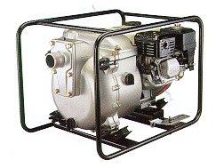 Koshin KTH-50X Honda GX150 5.5-HP Powered Compact Trash Pump, 185 GPM