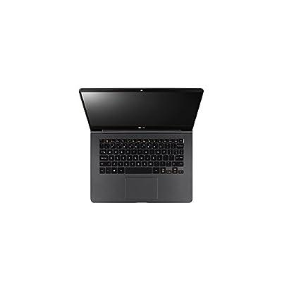 "LG Gram 14Z960-G Black Ultra Slim Laptop ( Intel i5 6th Gen, 4GB, 128 GB SSD, Win 10 Home, 14"" FHD IPS Narrow..."