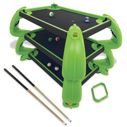 Zocker 3-D Pool Table