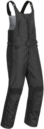 Cortech Journey 2 0 Youth Bib Blk Md front-859027
