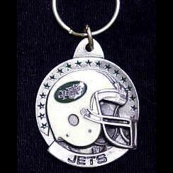 NFL Helmet Key Ring - New York Jets at Amazon.com
