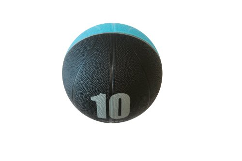 SPIN Fitness Commercial Grade Med Ball, 10 lbs (Commercial Fitness compare prices)
