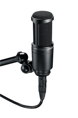 Audio Technica At2020 Large Diaphragm Condenser