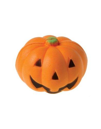 Dozen Halloween Pumpkin Jack O Lantern Stress Squeeze Balls