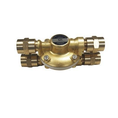 Rohl RPBV2 18 Gpm at 60 Psi Rpbii Remote Pressure Balance Valve for Use with Separate Hot and Cold Controls (Remote Pressure Balance Valve compare prices)
