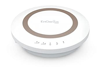 EnGenius ESR900 - Router (10, 100, 1000 Mbit/s, 10/100/1000Base-T(X), 802.11a, 802.11b, 802.11g, 802.11n, 450, 900 Mbit/s, 2.4 GHz, Ethernet (RJ-45)) Color blanco