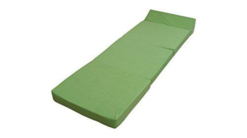 El sill n de colch n plegable para invitados con forma de - Colchon para cama plegable ...