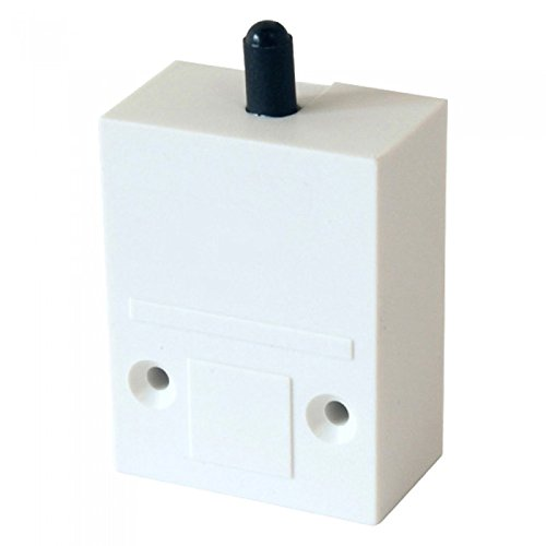 Advanced Cleva 1A Push to break surface switch [TP591] (Min 3yr Cleva® Warranty)