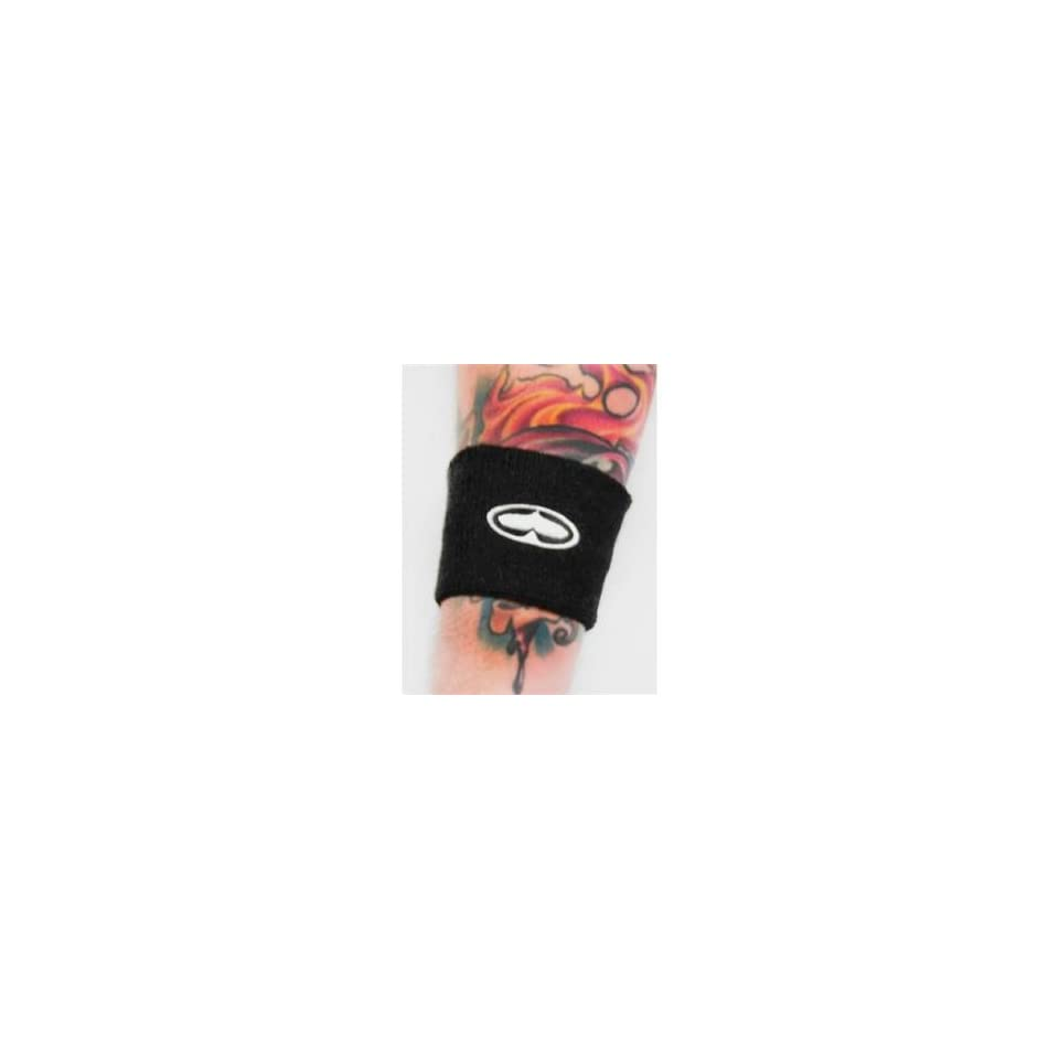 SRH Spade Wristband   One size fits most/Black