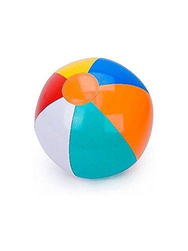 "9"" Inflatable Beach Ball"