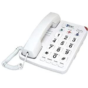 CompuTTY Amplified Corded Telephone 40dB