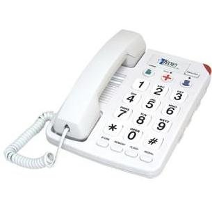 CompuTTY Amplified Corded Telephone 40dB large image