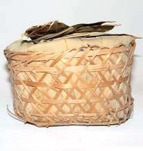 Liu An Basket of Tea Leaves - Aged 1950 - Gourmet Black Teas
