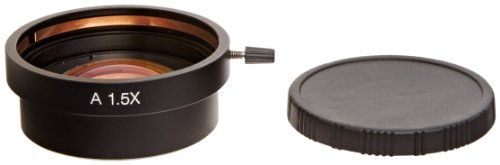Motic 1101001701642 Auxiliary Lense For Series K-400, K-500 And K-700 Stereo Microscope, 1.5X Magnification