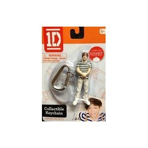 One Direction Collectible Figurine Keychain Louis by One Direction