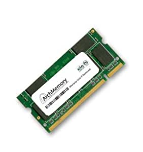 2GB RAM for the Gateway LT2030U, M-6755, MT6840, NX570X, NX570XL, and T-1616 Laptops (DDR2-667, PC2-5300, SODIMM) Upgrade by Arch Memory