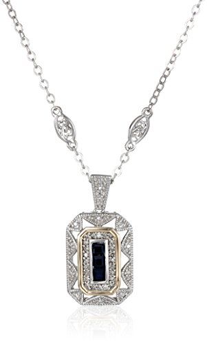 sg-sterling-silver-and-14k-yellow-gold-blue-sapphire-with-diamond-accent-art-deco-style-necklace-012