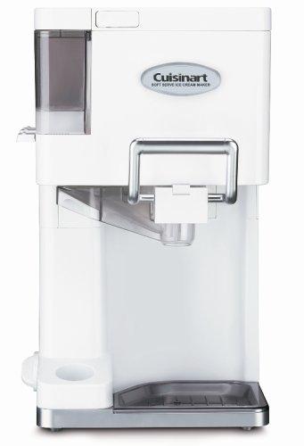 Cuisinart ICE-45 Mix It In Soft Serve 1-1/2-Quart Ice-Cream Maker, White