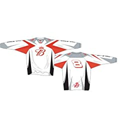 NASCAR Dale Earnhardt Jr. #8 Budweiser White Adult XXLarge Size Jersey by Chase Authentics