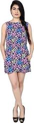 Zachi Women's A-Line Dress (105301_Pink_Small)