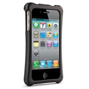 BUILT NY ビルト ニューヨーク iPhone4&4s エルゴノミクス ハードケース ブラック 並行輸入品