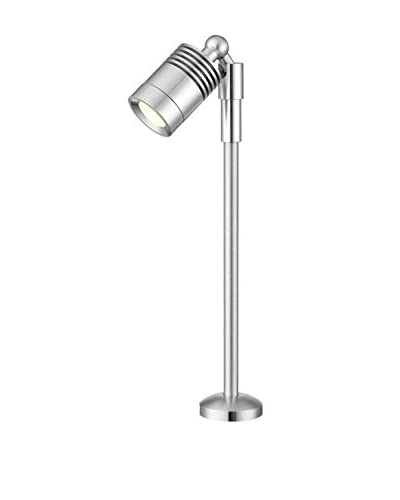 Lite Source Feo LED Desk Lamp, Aluminum