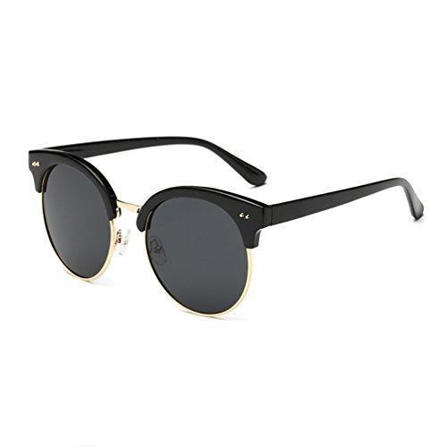 Fashion Generous Sunglasses Women Polarized Lens Eyes Protect Sun Glasses Ladies Brand Designer Vintage