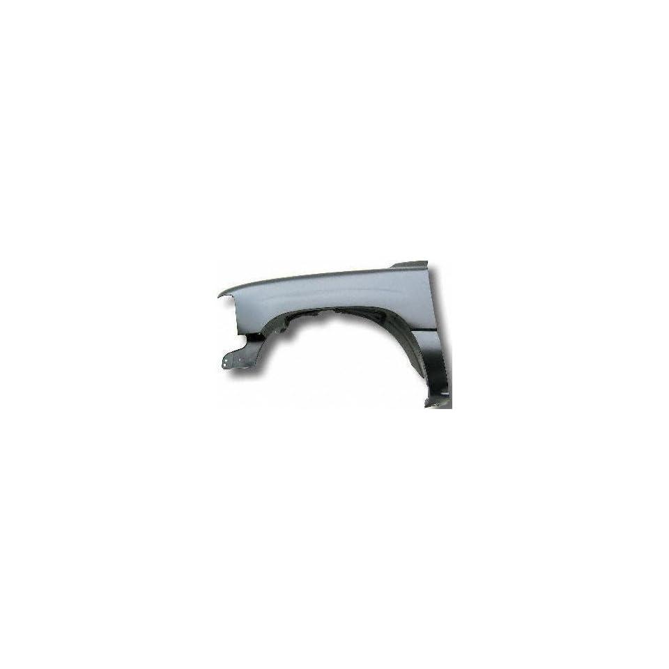 99 02 CHEVY CHEVROLET SILVERADO PICKUP FENDER LH (DRIVER SIDE) TRUCK (1999 99 2000 00 2001 01 2002 02) 20102 12479757