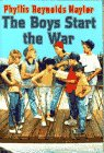 Boys Start the War, The (0385308140) by Phyllis Reynolds Naylor