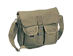 Rothco Canvas Ammo Shoulder Bag from Pro-Motion Distributing - Direct
