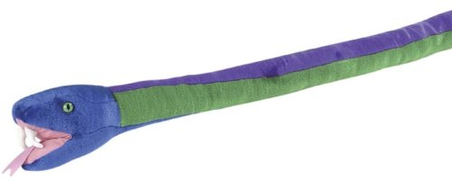 Buy Blue, Green, & Purple Stripe Snake 85″
