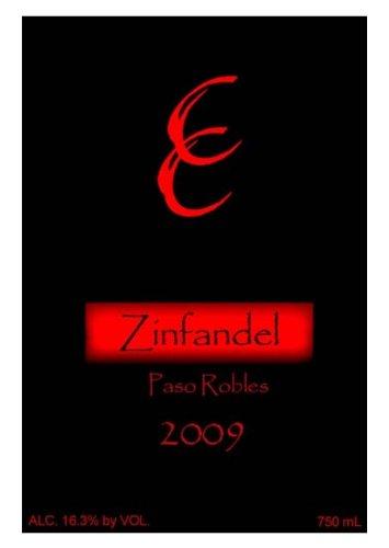 2009 Carina Cellars Zinfandel Paso Robles 750 Ml