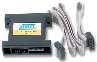 Atmel At89Isp Programmer Cable, At89S / At89Lp Mcu