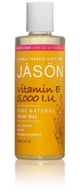 Jason Natural Products Vitamin E Oil 5000 I.U. 120 ml