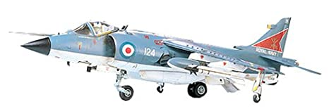 Tamiya - 61026 - Maquette - Sea Harrier FRS1 - Echelle 1:48