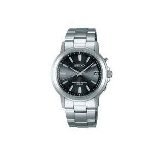 腕時計 SEIKO SPIRIT solar radio watch SBTM169 mens watch【並行輸入品】