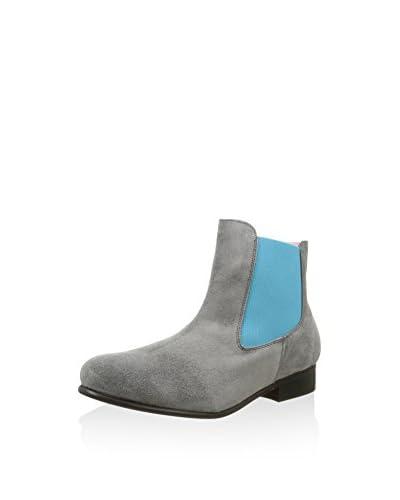 Bisue Chelsea Boot grau/blau EU 41