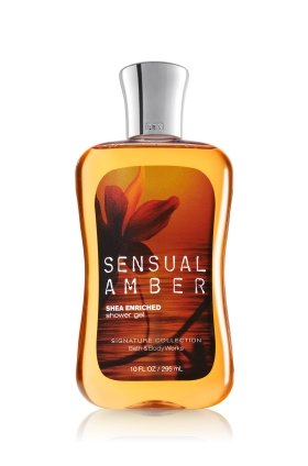 Bath & Bodyworks バス&ボディワークス Sensual Amber センシュアルアンバー Signature Collection シグネチャーコレクション Shower Gel シャワージェル