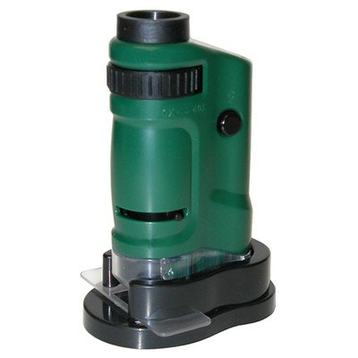 Microbrite Pocket Microscope In Green [Set Of 9]