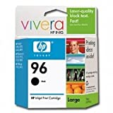 HP 96 Black Ink Cartridge in Retail Packaging